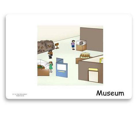Bildkarten Orte-4