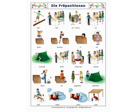 Bildkarten Praepositionen-7