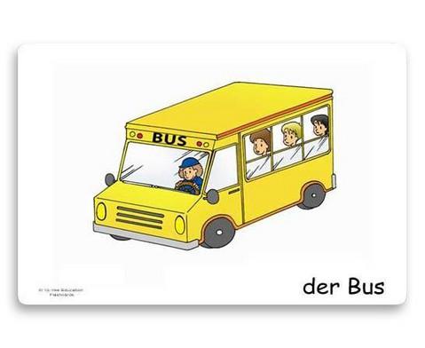 Bildkarten Transportmittel-3