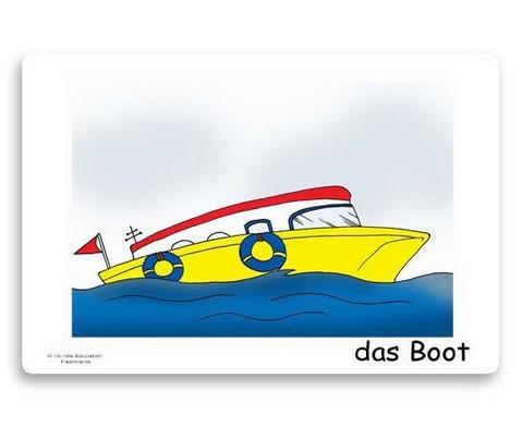Bildkarten Transportmittel-5