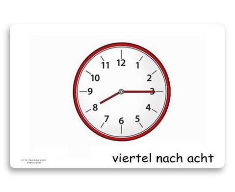 Bildkarten Uhrzeit-4