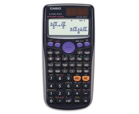 Schulrechner CASIO FX-87DE Plus-1