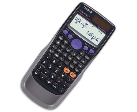 Schulrechner CASIO FX-87DE Plus-2