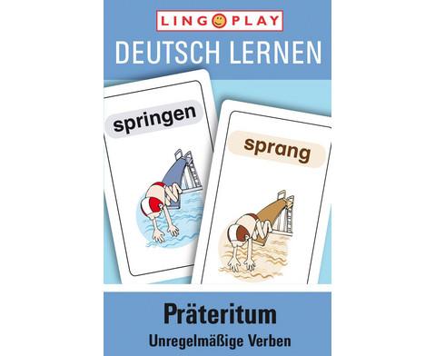 Praeteritum - unregelmaessige Verben-1