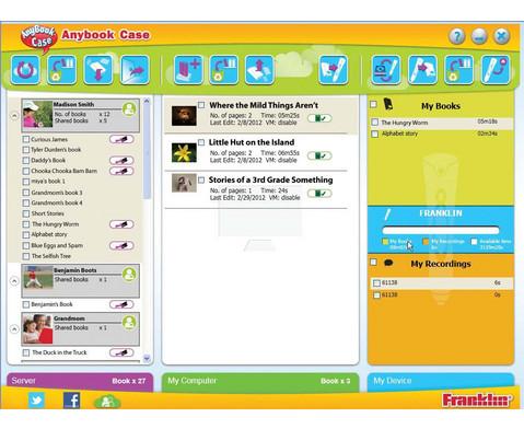 Digitaler Vorlesestift - Anybook Reader mit Software-2
