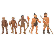 Steinzeit Evolution,  5 Figuren