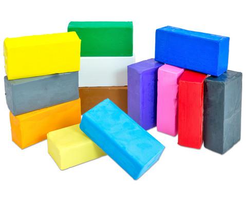 Knet-Set 13 Farben-2