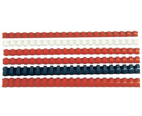 100 Binderinge 12 mm  blau-6