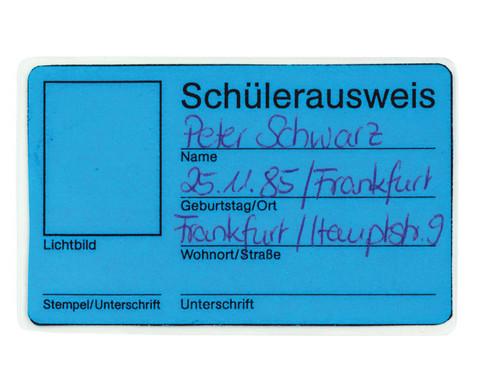 Compra Laminiertaschen im Kreditkarten-Format 100 Stueck-1