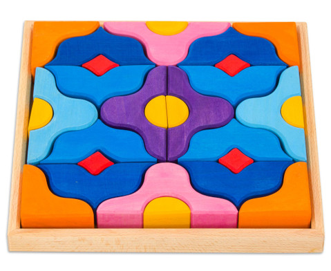 Ornamente-Baupuzzle 28-tlg-1