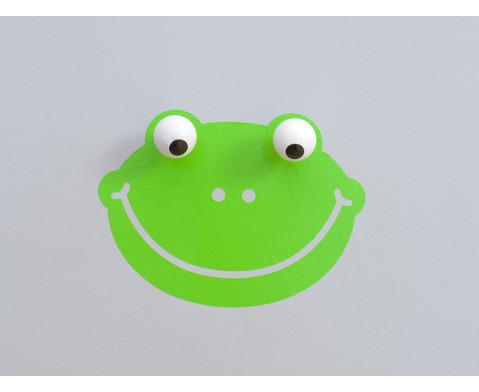 Garderobenhaken Frosch-2