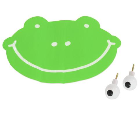 Garderobenhaken Frosch-3