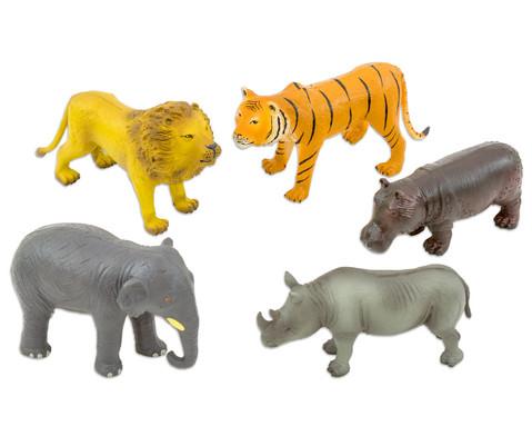Wilde-Tiere-Set U3 5-tlg