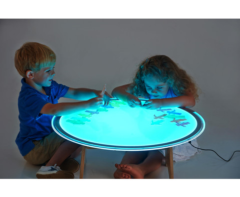 Lichttisch mit Farbwechsel-2