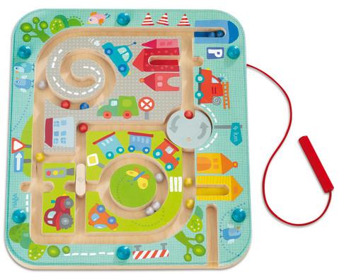 Magnetspiel Stadtlabyrinth-1
