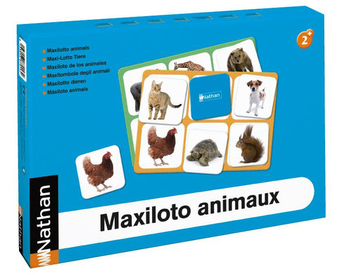 Maxilotto Tiere