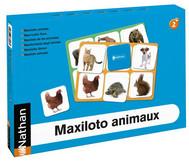 Maxilotto, Tiere