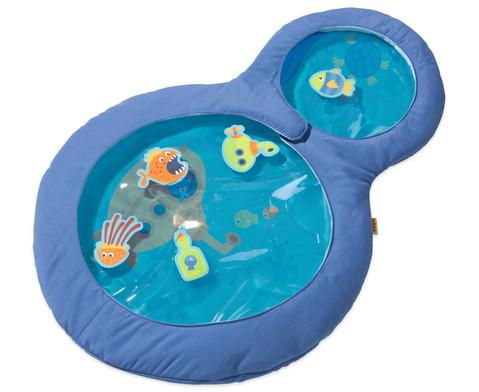 Wasser-Spielmatte Kleine Taucher-1