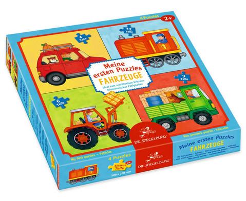 Mein Erstes Puzzle Fahrzeuge-1