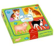 Mein erstes Puzzle, Tiere