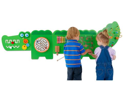 Krokodil-Wandspiel 5-tlg-2