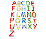 Flüssigkeitsbuchstaben, 26-tlg