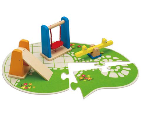 Spielplatz 4-tlg-2