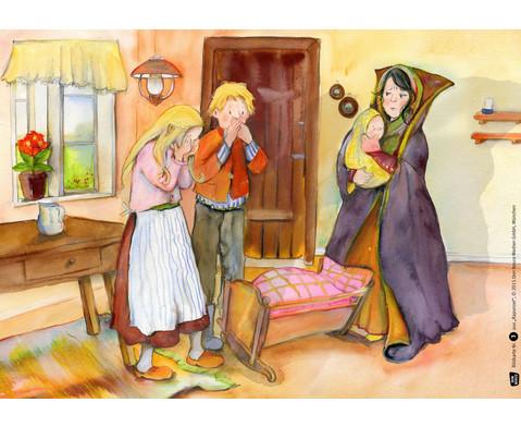 Bildkarten Rapunzel-4