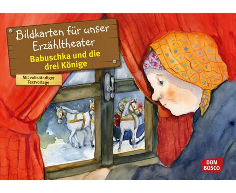 Bildkarten Babuschka und die drei Koenige-1
