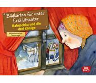 Bildkarten: Babuschka und die drei Könige