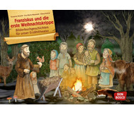 Bildkarten: Franziskus und die erste Weihnachtskrippe