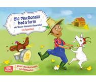 Bildkarten: Old MacDonald had a farm. Auf Bauer Hansens Bauernhof. Ein Spiellied