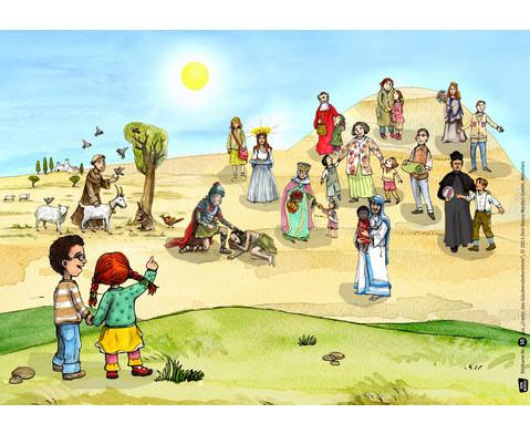 Bildkarten  Credo Das Glaubensbekenntnis 12 Stueck-3