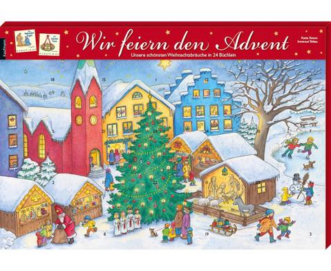 Wir feiern den Advent  Adventskalender-1
