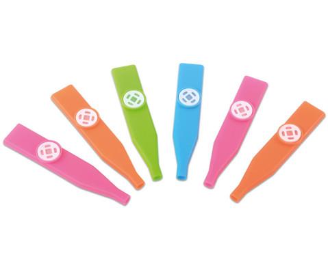 Kazoo  6 Stueck-1