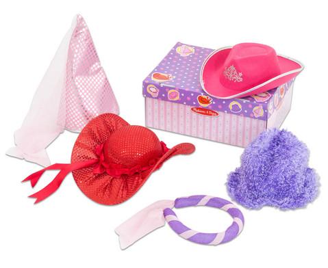 Rollenspiel-Huete-Set 2 pink