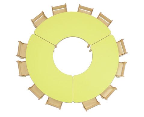 Segmenttisch Hoehe 58 cm-4
