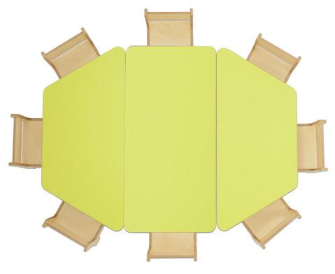 Rechteck-TischHoehe 40 cm-4