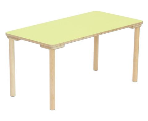 Rechteck-Tisch Hoehe 52 cm