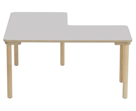 Winkeltisch Hoehe 40 cm