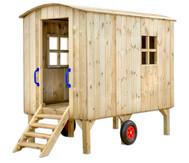 Bauwagen – der Traum aller Kinder