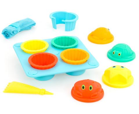 Cup-Cake Sandformen 12-teilig-1