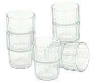 Gläser, 6er Set 250 ml