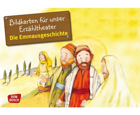 Bildkarten Die Emmausgeschichte-1