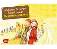 Bildkarten: Die Emmausgeschichte