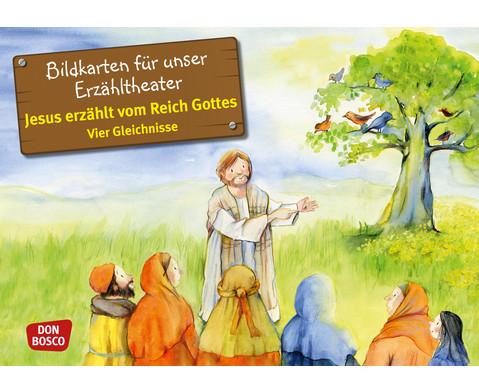 Bildkarten Jesus erzaehlt vom Reich Gottes-1