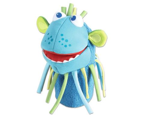 Handpuppe Monster Mo-1