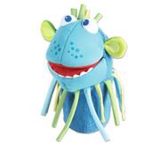Handpuppe Monster Mo