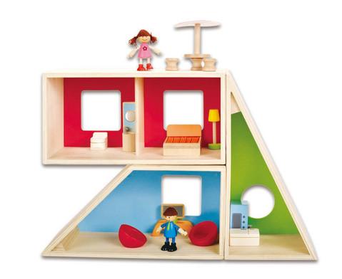 Puppenhaus Fantasie komplett-2