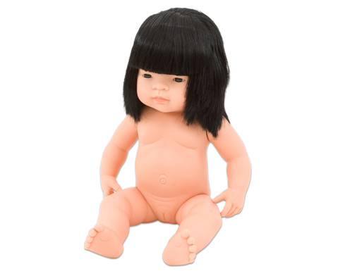 Baby-Puppe asiatisches Maedchen-1